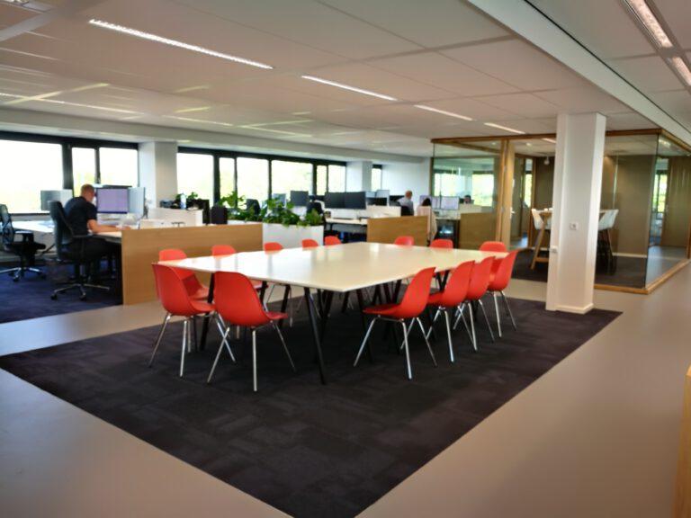 kantoor inrichting | lunch ruimte