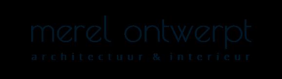 logo | Merel ontwerpt | Merel Boer | architect | Utrecht