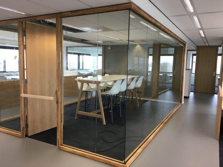 kantoor inrichting | vergaderruimte